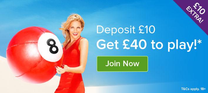 Bingo Welcome Bonus virgingames.com Extra 10 deposit bonus